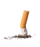Zigarettenstummel cigarette butt