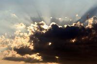 Sonnenstrahlen der Hoffnung