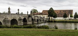 Fischhofbrücke Tirschenreuth, Oberpfalz