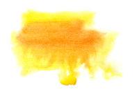 Orange formless stain