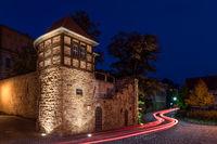 Schwarze Bastion - old city all