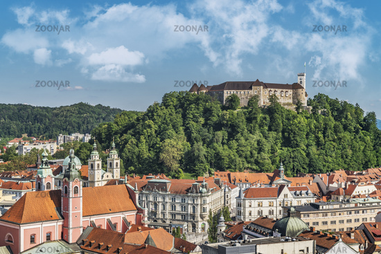 Ljubljana, Slowenien   Ljubljana, Slovenia