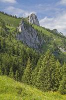 Kirchstein in Brauneck area