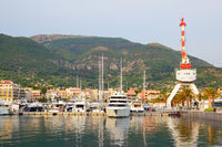 Port of Tivat