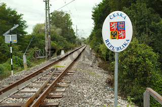 Czech Republic Border