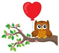 Valentine owl topic image 5