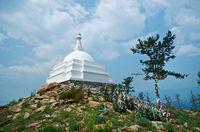 Buddhist Stupa of Enlightenment