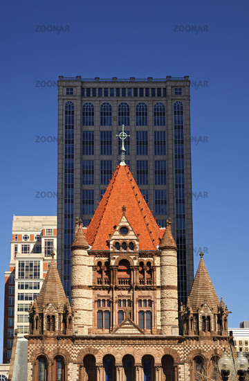 Trinity Church am Copley Square, Boston