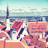 Old town of Tallin