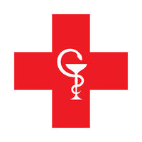 The Red Cross (with the bowl of Hygeia)