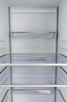 Inside of an empty fridge