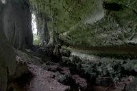 Niah Cave, Sarawak, Borneo