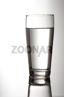Bierglas monochrome