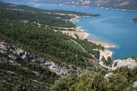 Lac de Sainte Croix / Provence