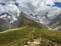 Trail at Hohe Mut, Obergurgl, Ötztal, Austria