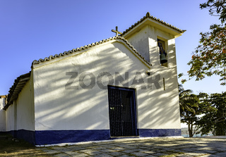 Old colonial church