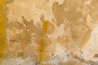 stained plastered beige wall for backgrounds