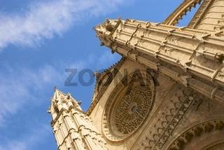 Kathedrale La Seu in Palma auf Mallorca