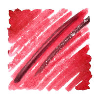 Red doodle abstract background