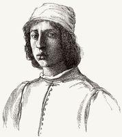 Fra' Filippo Lippi, 1406-1469, an Italian painter