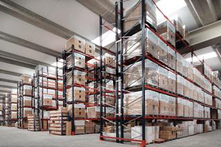 Indoor warehouse