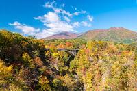 Naruko Gorge Miyagi Tohoku Japan