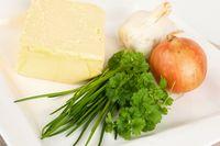 ingredients für herb butter