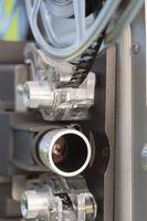 Vintage 8mm Movie Film Projector Film Reel Lens