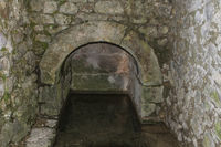 Old fountain from Roman times
