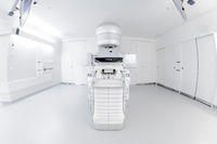 Advanced medical linear accelerator in the therapeutic oncology