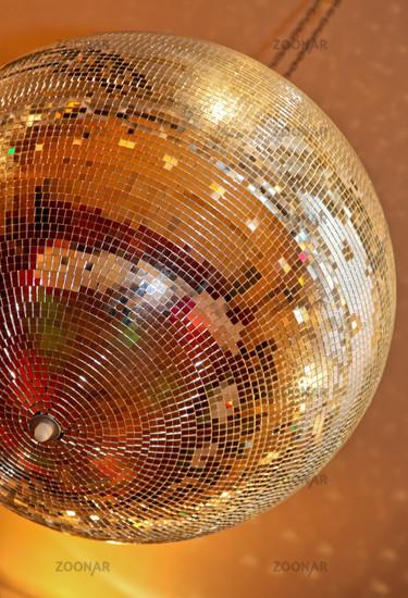 Disco ball light effect