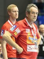 Coach Dr. Rolf Brack (Men-Handball-Team Frisch Auf Göppingen)