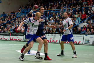 TV Grosswallstadt - HSV Handball