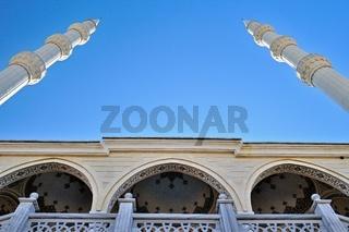 zwischen den Minaretten