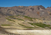 Andes In Peru