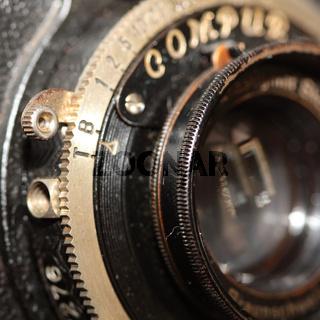 Kamera Detail antik