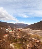 Caucasus Mountains of Georgia
