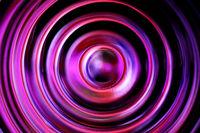Dark defocused circles