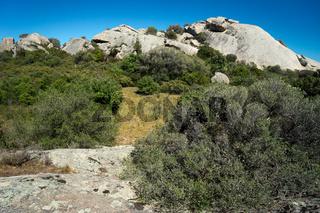 Granitfelsen bei Arzachena, Sardinien