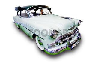 Oldtimer Chevrolet 210 Baujahr 1953 'Chevi 210' - Oldtimer Chevrolet 210 year of construction 1953 'Chevi 210'