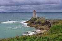 Petit Minou Leuchtturm in der Bretagne - Petit Minou lighthouse in Brittany