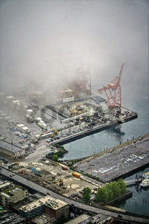 port of seattle and elliott bay