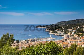 Resort Kassis on the Mediterranean