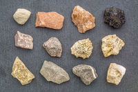 sedimentary rock geology collection