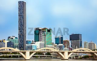 William Jolly Bridge in Brisbane Queensland Australia