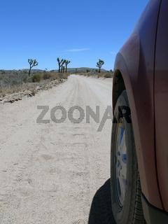 Schotterpiste - Unpaved Road