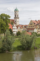 Monastery and church complex St. Mang in Regensburg