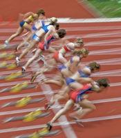 Track & Field: 100m Women