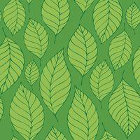 Leafy seamless background 8