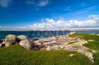 Küste von Connemara - Coastline of Connemara